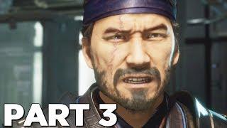MORTAL KOMBAT 11 STORY MODE Walkthrough Gameplay Part 3 - SUB-ZERO (MK11)
