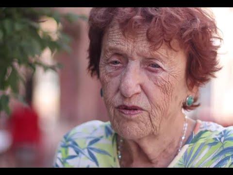 Between the Doors - The Story of Zipora Granat