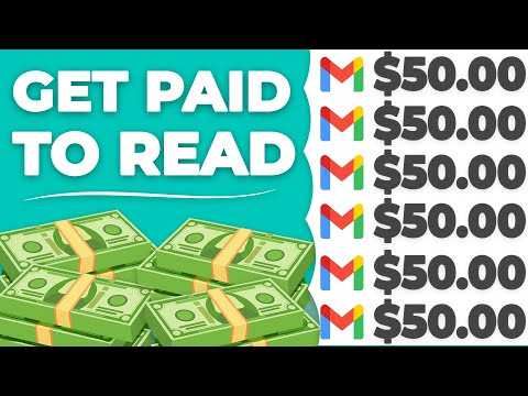 Get Paid To Read Emails + FREE $1,000 (Make Money Online)