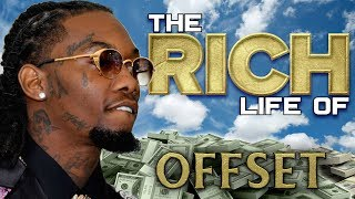 Offset   The RICH Life   FORBES Net Worth ( Cars, Mansion, Chains & more )