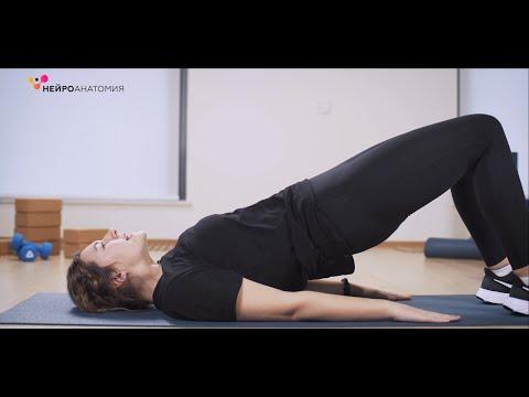 Мышечный спазм — Упражнения