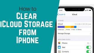 Clear iCloud Storage from Iphone | Delete iCloud Backup | iCloud Guide