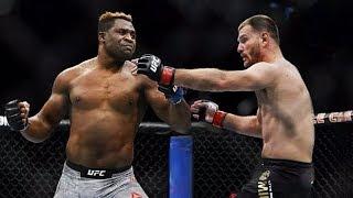 Стипе Миочич - Франсис Нганну / Бой за звание самого сильного бойца UFC
