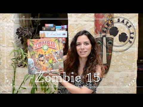 Short review and overview of Zombie 15'