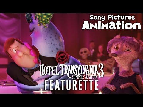 Hotel Transylvania 3: Summer Vacation TV Spot 'Stage of Love'