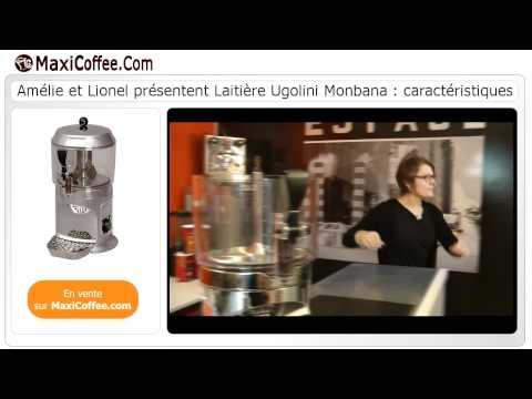 video 1, Distributeur de boisson chaudes(Delice3L/Black)