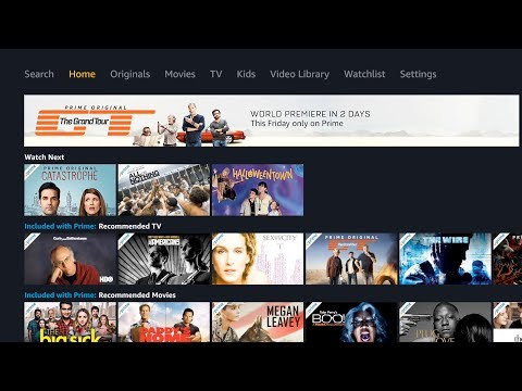 photo image Hands-On With the New Amazon Prime Video App for Apple TV