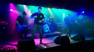 Video Cvokhaus - Live at Rock Café (12.1.2016, Prague)