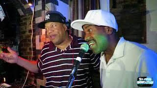 RIP Love Bug Starski and Kurtis Blow @ Oze Tavren in the Bronx