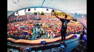 Nicky Romero Live at Tomorrowland Mainstage 2018