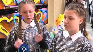 Сміттєтворчість школярів: у Дніпрі провели конкурс арт-інсталяцій з відходів «Людина і сміття»