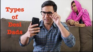 Types Of Desi Dads   | Lalit Shokeen Films |