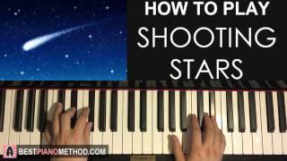 HOW TO PLAY - Bag Raiders - Shooting Stars (Meme Song) (Piano Tutorial Lesson)