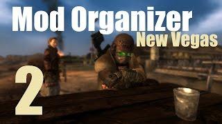 MOD ORGANIZER - Fallout New Vegas 2 - User Interface