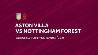 Aston Villa 5-5 Nottingham Forest: Extended highlights