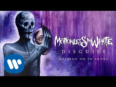 Motionless In White - Holding On To Smoke (Official Audio) - Motionless In White