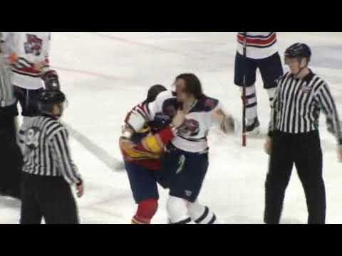 Mitchell McPherson vs. Zach Urban