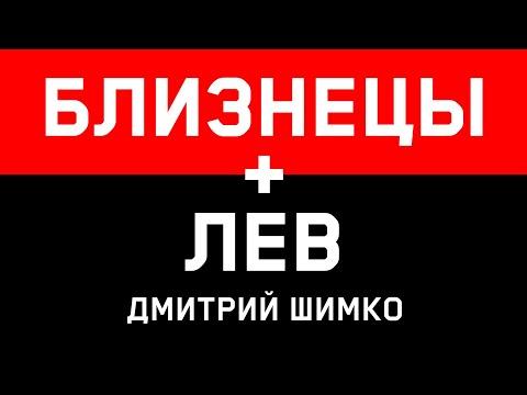 ЛЕВ+БЛИЗНЕЦЫ - Совместимость - Астротиполог Дмитрий Шимко