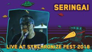 Seringai Live At SynchronizeFest 2018