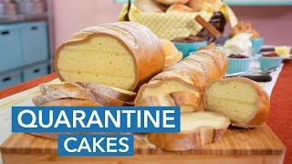 Stay Home Essentials... in CAKE | How To Cake It with Yolanda Gampp