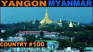 A Tourist's Guide to Yangon, Myanmar