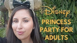 Disney Princess Party For Adults