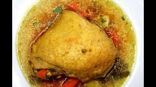 מתכון למרק עוף תימני