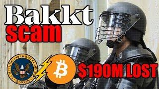 BAKKT Exchange Scam Alert!! SEC to Approve ETF Sooner Than We Think!!?