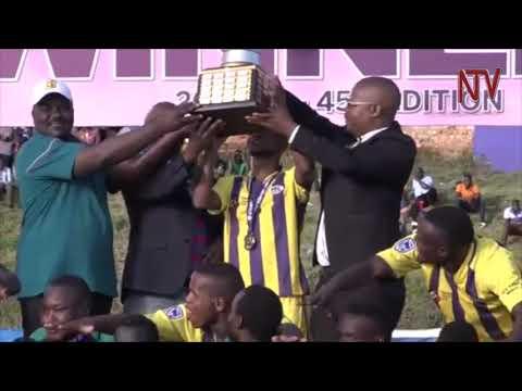Proline ewangudde ekikopo kya Uganda Cup ku penati