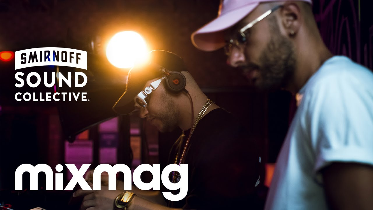Amine Edge & DANCE - Live @ Mixmag Lab NYC 2016