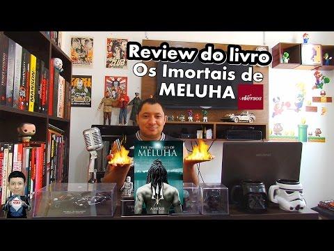 Review Os Imortais de Meluha NVersos Editora(FULL HD)