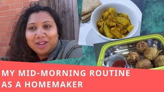 Bengali vlog- My Mid-Morning Routine as a Homemaker| Chicken Recipe