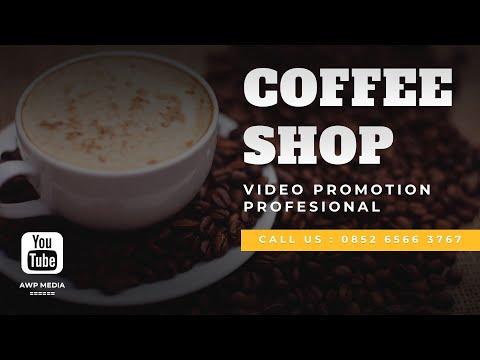 Video Promosi Coffee Shop