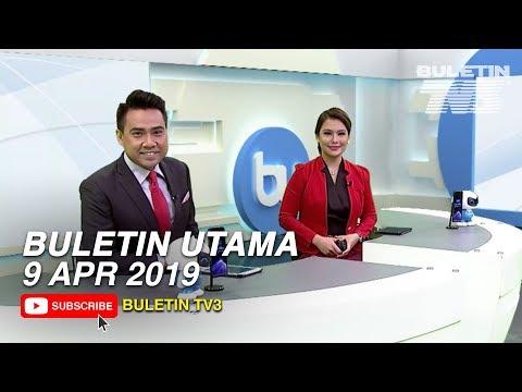 Buletin Utama (2019)   Selasa, 9 April