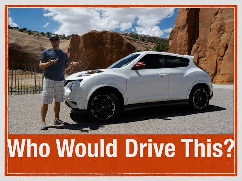 2016 Nissan Juke NISMO AWD: Who would drive this thing!?  (unscripted review and test drive)