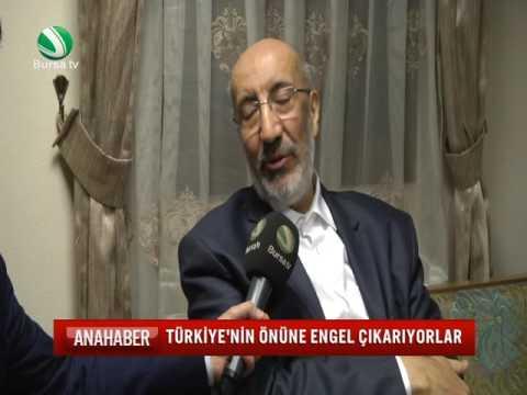 Abdurrahman DİLİPAK - Bursa TV