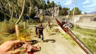 Dying Light 2019 - RAY TRACING - Ultra Graphics 4K 60FPS