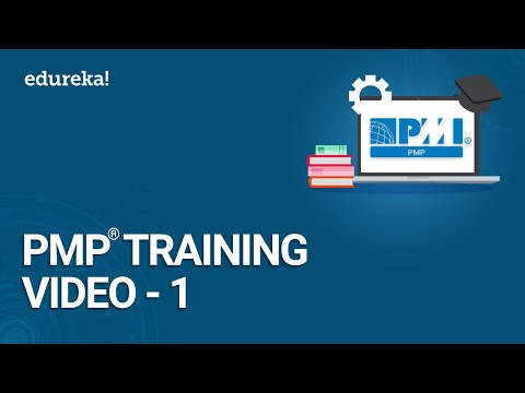 PMP® Training Video - 1 | PMP® Certification Exam Training