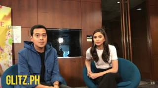 Pranked Interview with Sarah and John Lloyd for Gandang Gabi Vice - Part 1
