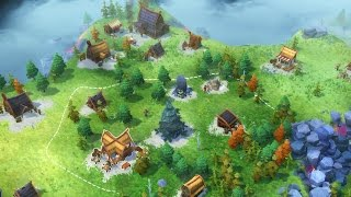Northgard | PC GAMEPLAY | HD 1440P