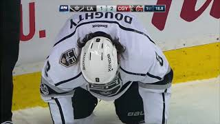Matthew Tkachuk Owning Drew Doughty For 4 Minutes