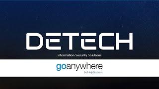 DETECH | 13.04.2021 - GoAnywhere MFT Uygulamalı Webinar
