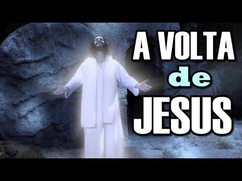 A VOLTA DE JESUS E OS ALIENS by Rogério Buzzi