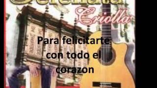 Serenata Criolla