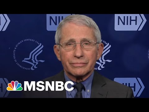 Dr. Fauci On Johnson & Johnson Vaccine Pause: 'Safety Was Put Right Up Front' | All In | MSNBC