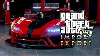GTA 5 Online | New PROGEN ITALI GTB Custom All Customization Options