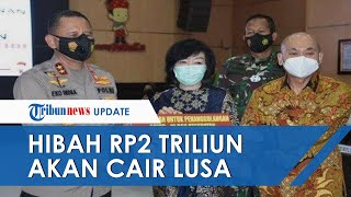 Uang Sumbangan Rp2 Triliun dari Keluarga Pengusaha Akidi Tio Dikabarkan Cair Senin 2 Agustus 2021