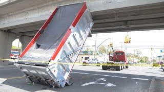 faze tari poduri vs camioane