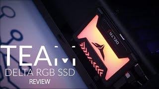ال RGB رايح بينا علي فين !! - T-Force Delta RGB SSD Review
