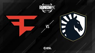 FaZe Clan vs. Team Liquid - Clubhouse - Rainbow Six Pro League - Season XI - LATAM